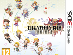 Final Fantasy Theatrhythm Character List
