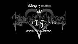 Kingdom Hearts HD 1.5 and Browser Details