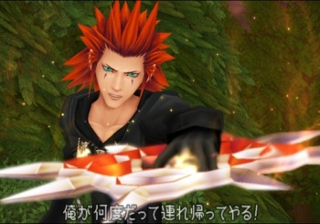 Axel is not coming to Dream Drop Distance