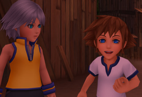 Kingdom Hearts 2.5 HD ReMIX Birth By Sleep Screenshots.