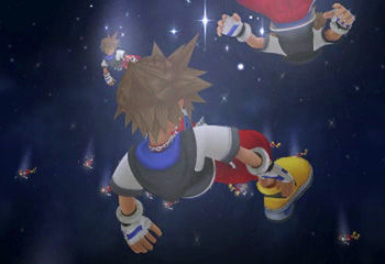Kingdom Hearts 3D to release before Christmas!
