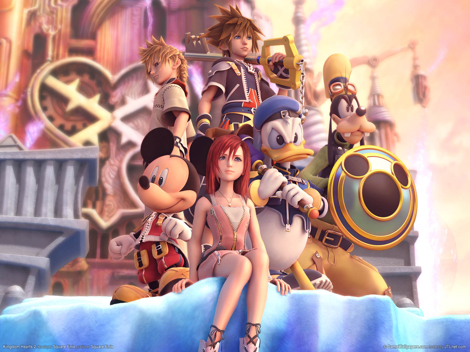 Kingdom Hearts 2 Live Playthrough – Come join me!