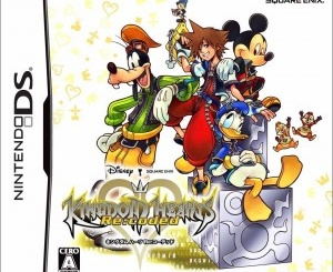 Kingdom Hearts Re Coded Box Art Revealed