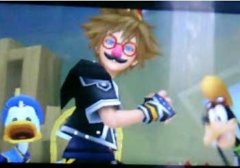Kingdom Hearts 3D Secret Boss