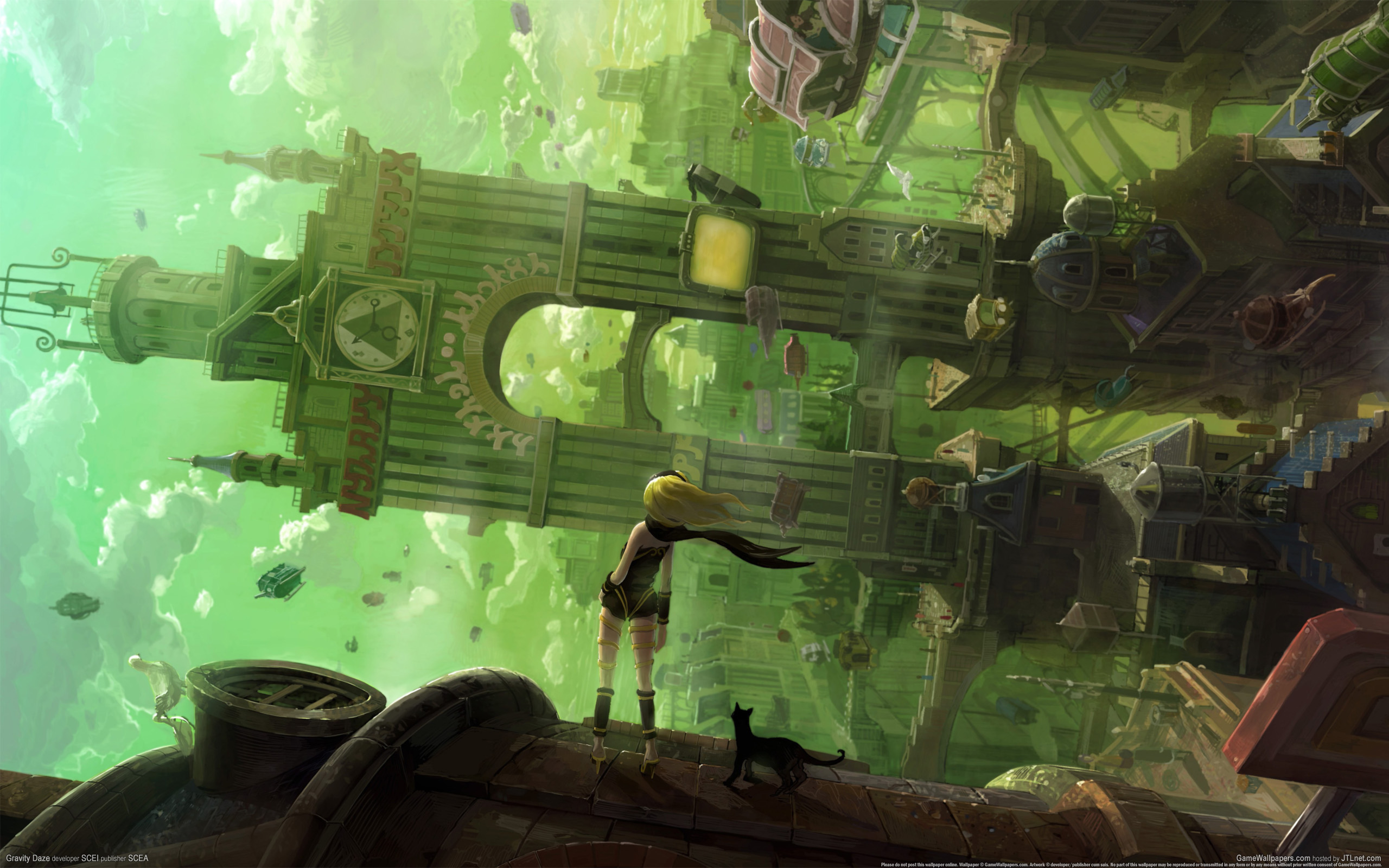 Gravity Rush (Vita) – Review